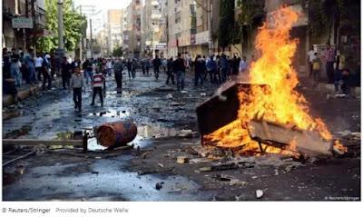 Turkey issued 82 warrants during the 2014 pro-Kurdish riots