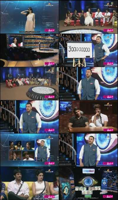 Bigg Boss Season 9 Episode 24th October