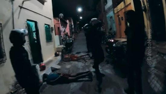 policiais canais youtube autorizacao videos abordagens