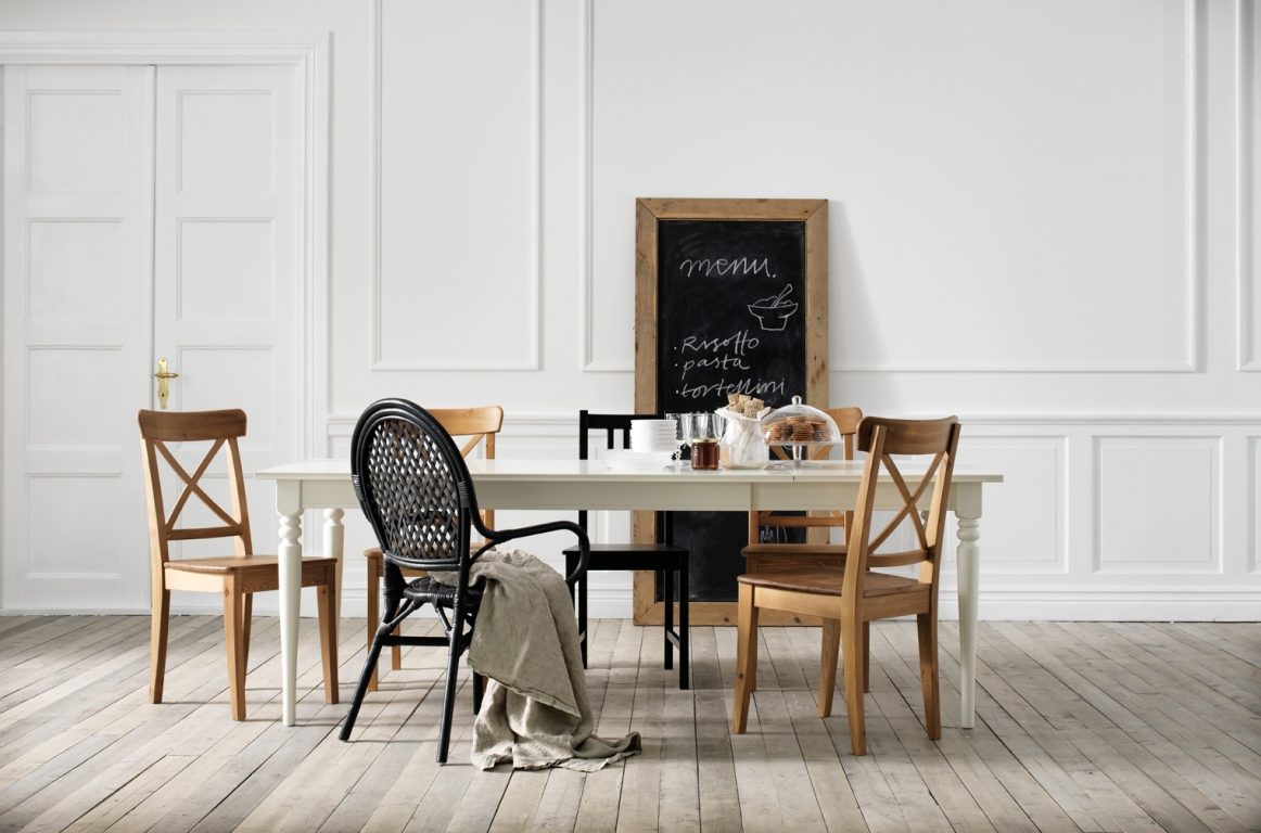 Novedades ikea 2014 cocinas y ba os ministry of deco for Chaise ingolf