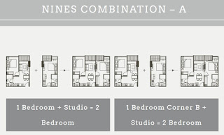 Jual Apartemen Property The Nines Plaza Residence at CBD BSD Serpong