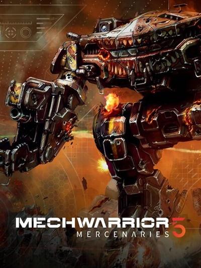 โหลดเกมส์ MechWarrior 5: Mercenaries