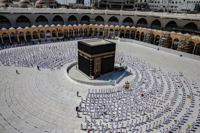 1.5 million 'all vaccinated' to perform Umrah during Ramadan