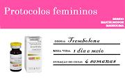 Anabolics #51 Ciclo Feminino de Trembolona (Ciclo Médio / Definição)