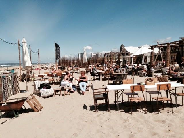 favourite on the beach: ubuntu in zandvoort | van alles & nog wat