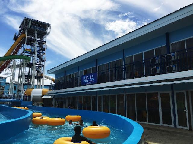 WaterWorld Cebu Aqua Suites