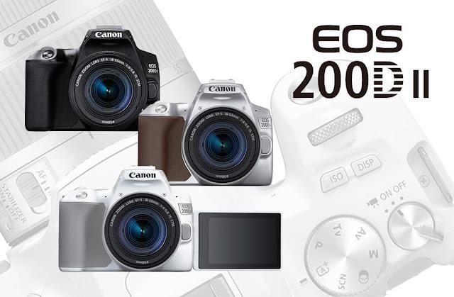 CANON EOS 200D II