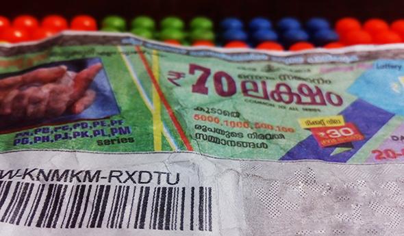 Kerala Lottery 6 Digit Guessing