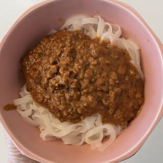 坦々麺,業務スーパー