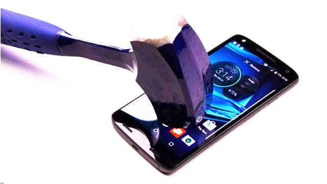 تطوير مادة غير قابلة للكسر تدخل بصناعة شاشات الهواتف