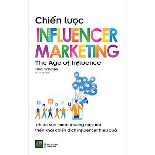 Chiến Lược Influencer Marketing ebook PDF-EPUB-AWZ3-PRC-MOBI
