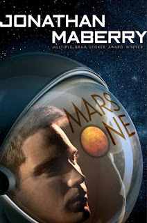 Mars One by Jonathan Maberry book cover