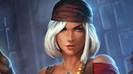 Neith (Smite) Game Wallpaper