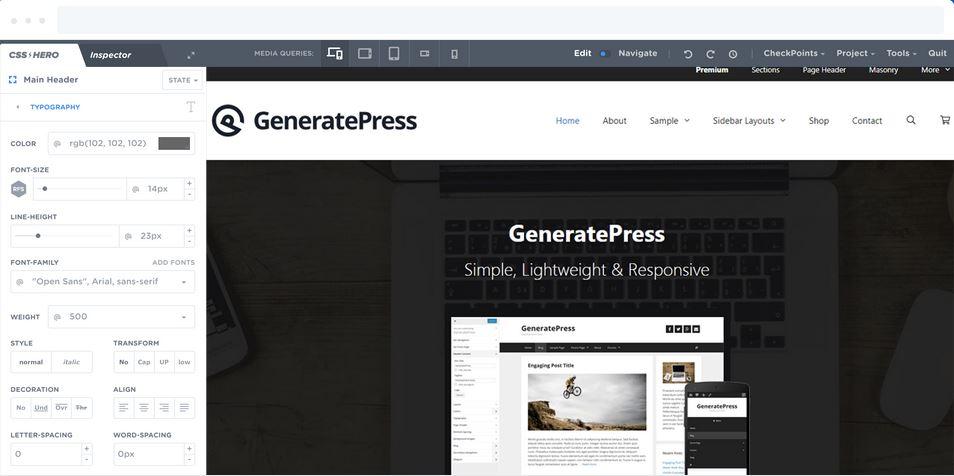 GenerateaPress