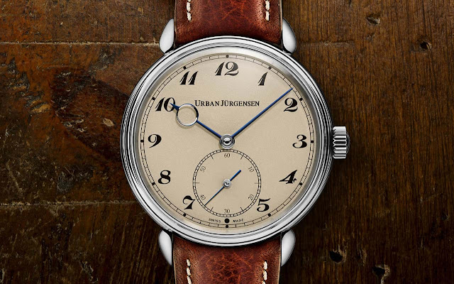 Urban Jürgensen The Alfred 40