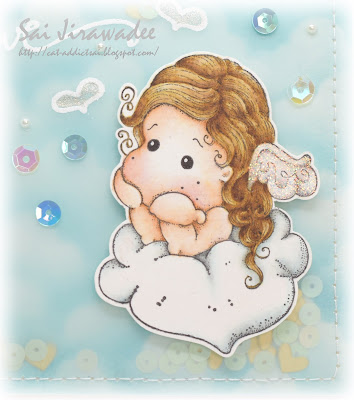 Magnolia Cloudy Love Tilda