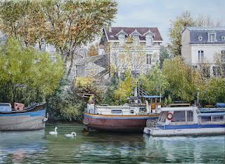 escenas-paisajes-urbanos-pinturas