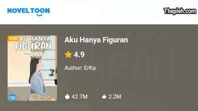 Novel Aku Hanya Figuran by ErKa