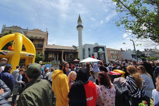 Adzan Berkumandang Pertama Kalinya di Minaret Masjid Tertua Melbourne