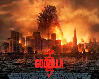 Godzilla Hollywood