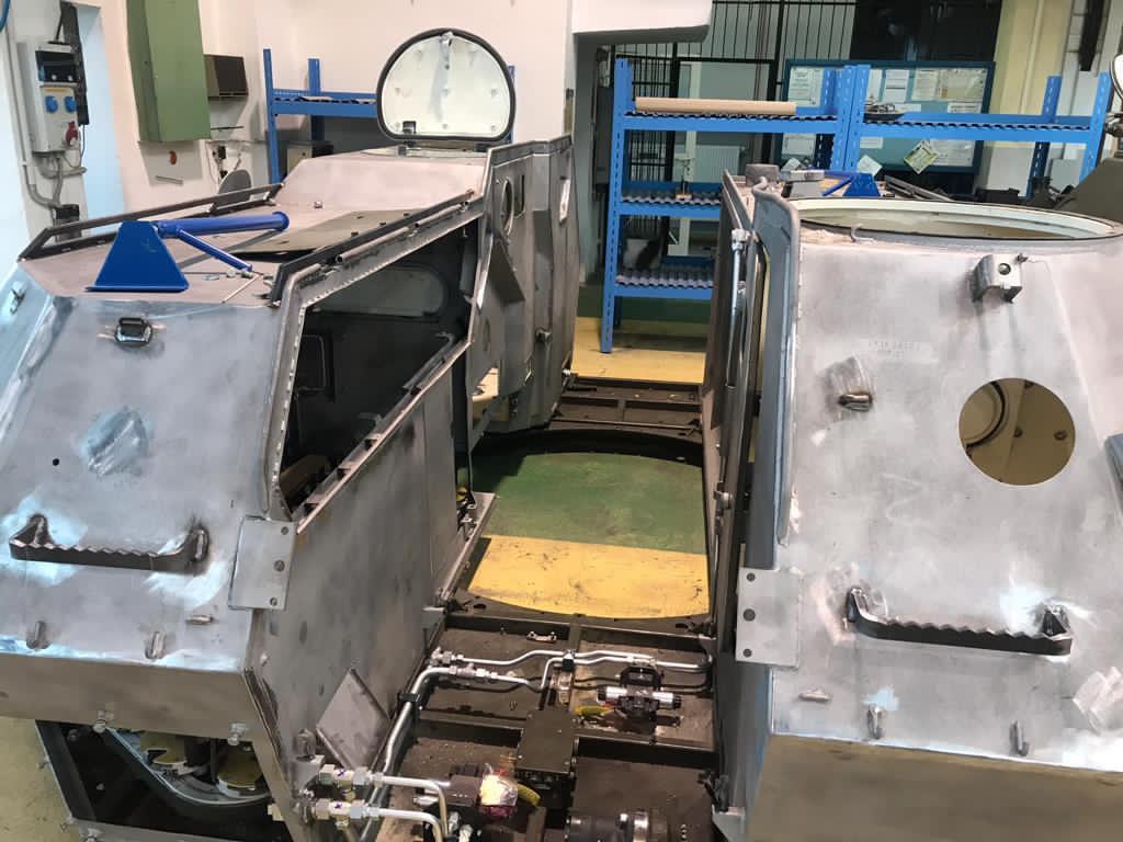 Розпочалось виробництво САУ Дана М2 для України