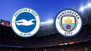 مشاهدة مباراة مانشستر سيتي وبرايتون بث مباشر اليوم 31/8/2019 الدوري الانجليزي