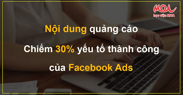 viết bài quảng cáo trên facebook