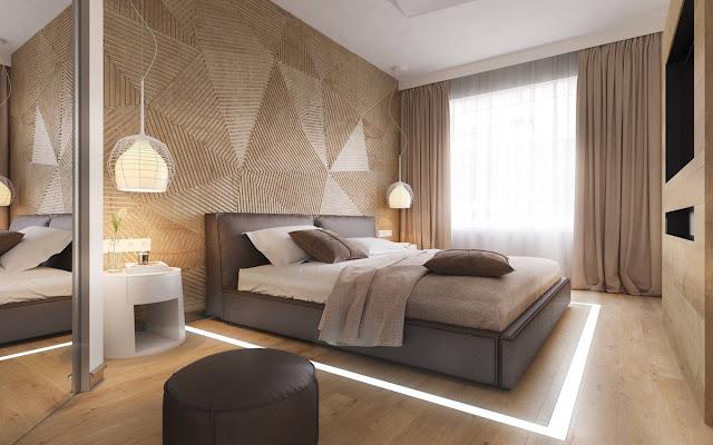Những điều cần lưu ý khi thết kế nội thất phòng ngủ 2