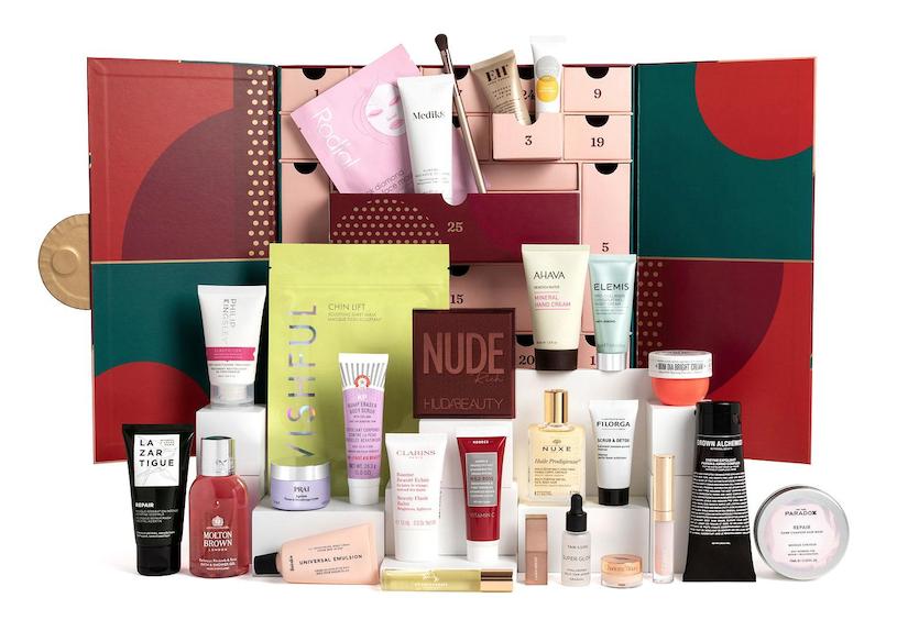 Feel Unique 2021 Beauty Advent Calendar