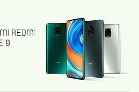 سعر ومواصفات هاتف XIAOMI Redmi Note 9