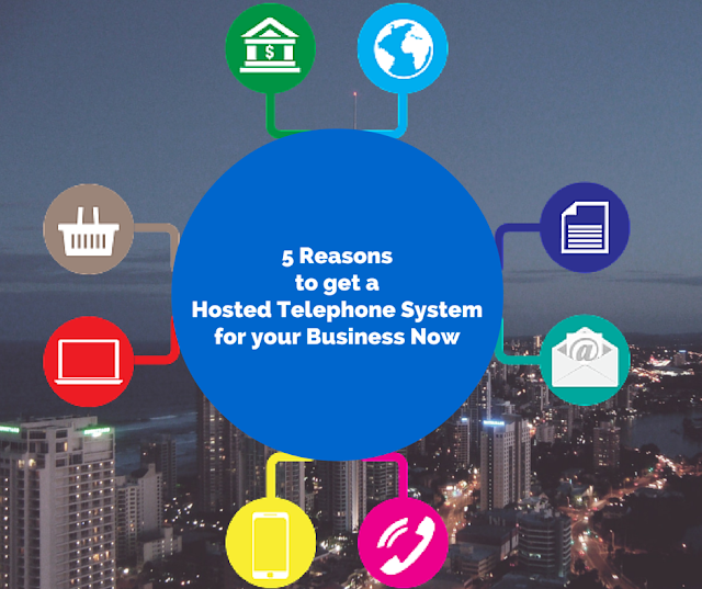 Top 5 reasons a small business should use a hosted phone system - SEO Information Technology