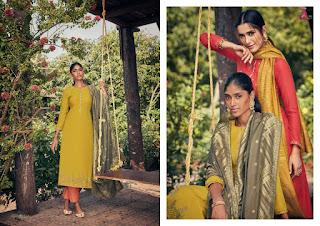 Angroop Plus Nazia Jam Silk Cotton salwar Kameez in Wholesale Rate