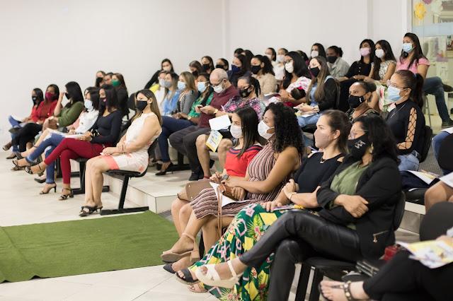 Encontro de Mulheres Empreendedoras em Ponto Novo