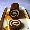 Valentine Chocolate Roll
