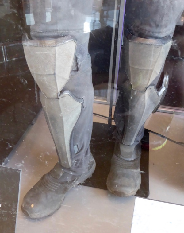 Ghost in the Shell Major tactical uniform boots
