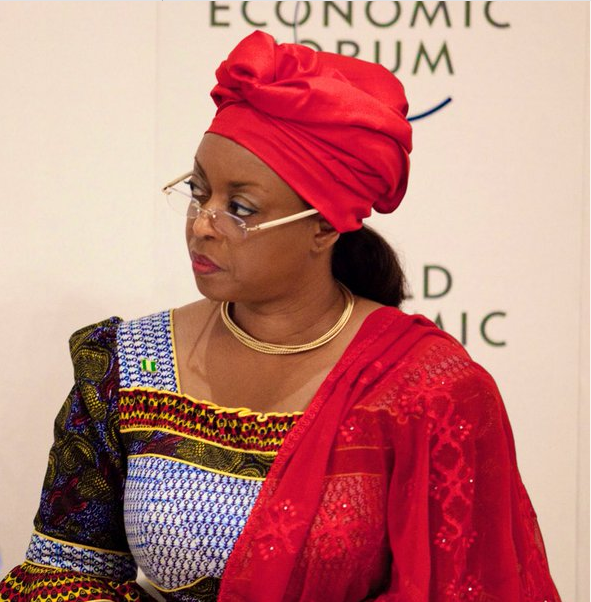 Diezani Allison-Madueke Is Now A Commissioner In Dominican Republic