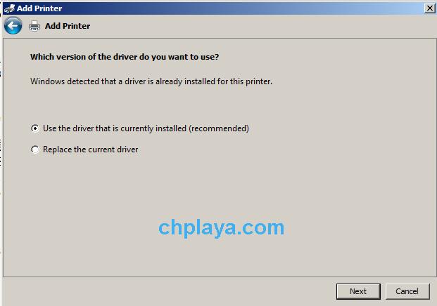 Hướng dẫn cách cài đặt Driver Canon LBP 2900 (bản 64bit trên laptop Windows 7) 9