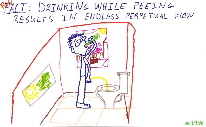 why is pee yellow jpg 422x640