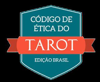 Apoio o código de ética do Tarot!