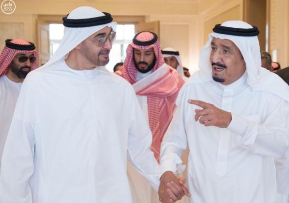 قمة بحرينية سعودية لمناقشة الوضع الحالى مع قطر وإيران