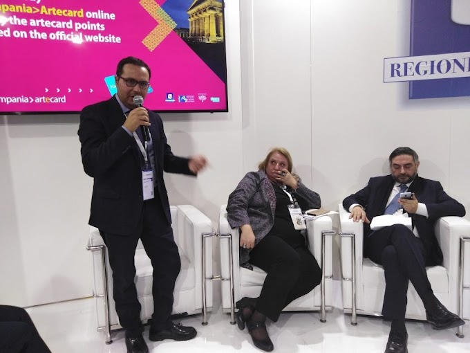 Campania: la regione presente alla Borsa Internazionale del Turismo di Milano