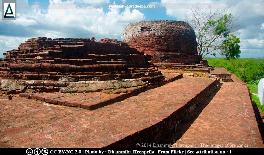 Yahangala Viharaya, Hambantota
