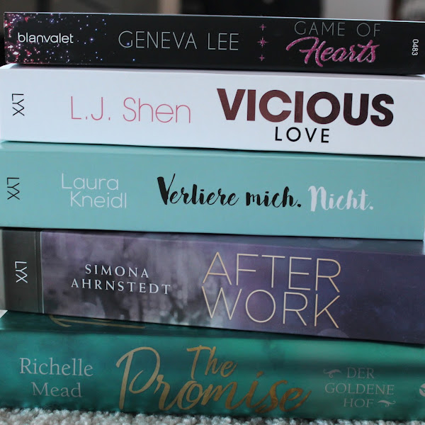 Bücher - Haul im Mai 2018