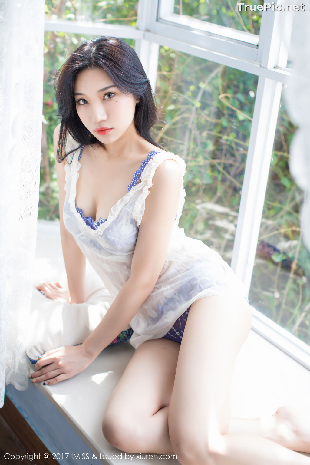 Image IMISS Vol.187 - Chinese Model Xiao Hu Li (小狐狸Sica) With Stockings Beautiful Legs - TruePic.net - Picture-7