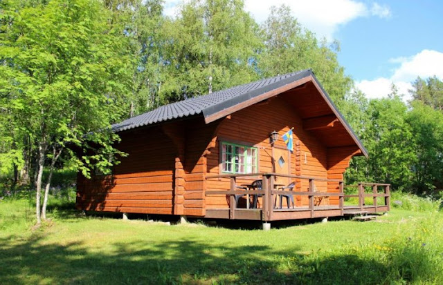 stuga uthyres Ångermanland Sollefteå