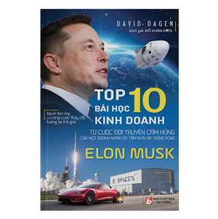 Elon Musk - Top 10 Bài Học Kinh Doanh ebook PDF-EPUB-AWZ3-PRC-MOBI