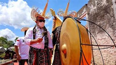 LaNyalla Dorong Pemerintah Akui Kerajaan Nusantara Sebagai Fondasi NKRI