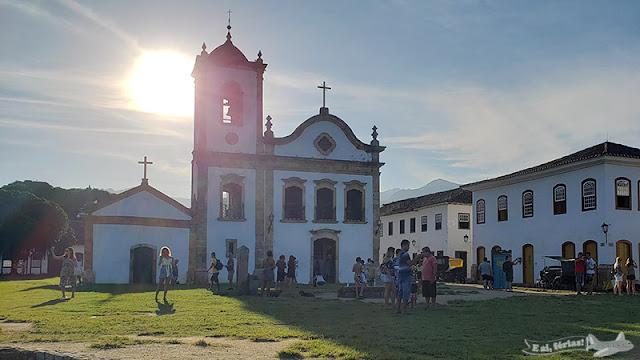 Igreja de Santa Rita, Paraty.