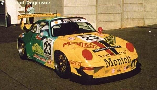 Porsche 911 GT2 (993) 1998 Le Mans