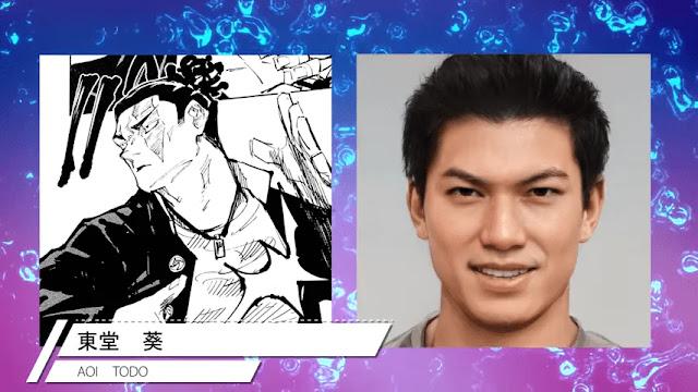 Veja como Seria os Personagens de Jujutsu Kaisen na Realidade